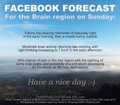 Download Memes For Facebook - facebook forecast for sunday for the brain region on sunday