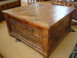 Coffee Table Storage by Coffee Table Glamorous Square Wood Coffee Table Ideas Square