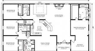 rectangle floor plans amazing ideas 3 bedroom rectangular house plans plan home home