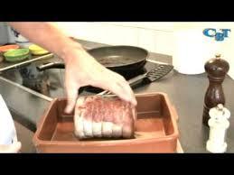 cuisine basse temperature philippe baratte rôti de porc basse température