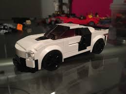 Audi R8 Modified - modified audi r8 speed champions album in comments lego