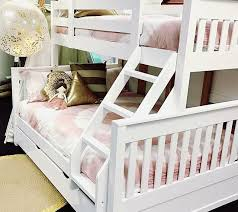 Riley Single Over Double Bunk  In Stock Ready To Ship  Out Of - Double bunk beds
