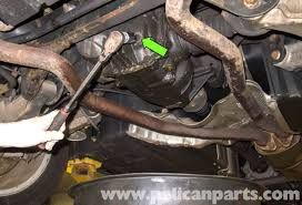 bmw x5 front and rear differential fluid replacement e53 2000