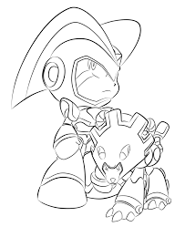 megaman coloring pages with megaman coloring pages with megaman
