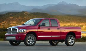 Dodge Ram 85 - 2007 dodge ram pictures history value research news