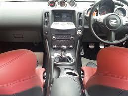nissan 370z on finance nissan 370z 3 7 v6 black edition 3dr midwest performance