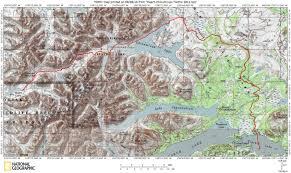 Alaska Route Map by Packrafting Southwest Alaska Togiak Nwr And Wood Tikchik Sp