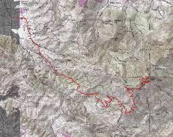 Mt Diablo State Park Map by Mount Diablo North Gate Road Climb Bay Area Mountain Bike Rides