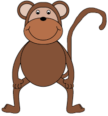 brown monkeys clipart cliparts and others art inspiration