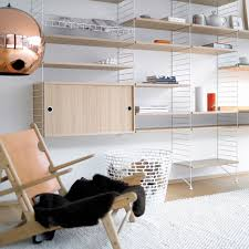 String Shelving by String Furniture U2013 Is To Me