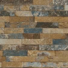 Stone Wall Mural Rasch Factory Worn Brick Pattern Stone Effect Texture Mural