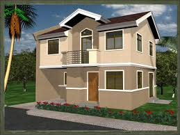 Home Designs Floor Plans In The Philippines Ruby Dream Home Designs Of Lb Lapuz Architects U0026 Builders