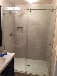 Glass Shower Doors San Diego Sliding Glass Shower Doors Patriot Glass And Mirror San Diego Ca