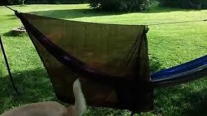 bug net for hammocks youtube