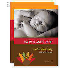 personalized thanksgiving cards modern thanksgiving cards spark