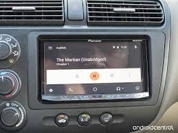 audible for android this is audible on android auto android central
