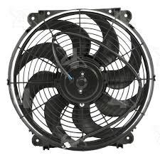 engine cooling fan electric fan kit torqflo 733690 ebay
