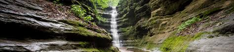 Illinois State Parks Map by Starved Rock State Park Voted The 1 Attraction In The State Of