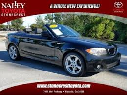 used bmw 1 series convertible used bmw 1 series for sale in atlanta ga 18 used 1 series