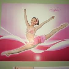 Chandelier Dance 25 Off Other Maddie Ziegler Chandelier Signed Dance Picture