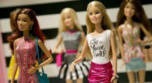 body types mattel expands barbie u0027s bottom u2014