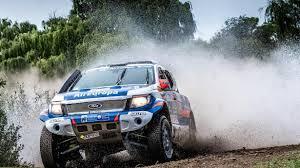 Last Year Ford Ranger South Racing Nwm Ford Ranger Dakar Rally 2017