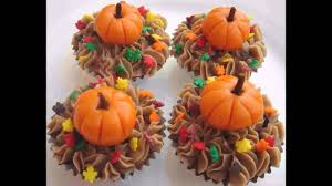 best thanksgiving cupcake decorating ideas