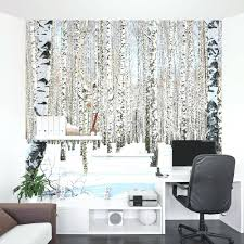 White Tree Wall Decal Nursery by Wall Ideas Tree Wall Mural Tree Wall Mural Diy Tree Wall Decals