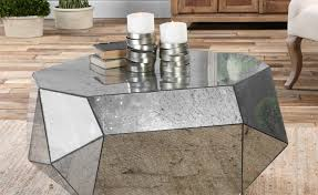 beautiful coffee tables mirror different preference of mirrored coffee table amazing