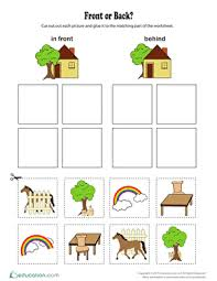 mapping and directions worksheets u0026 free printables education com