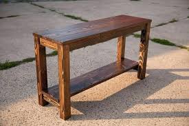Narrow Sofa Table Narrow End Table Wysiwyghome