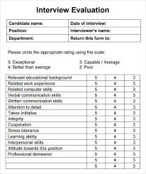 resume evaluation form manager evaluation template self evaluation example self