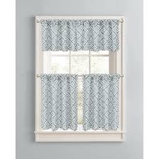 Large Kitchen Window Treatment Ideas Kitchen Awesome Kitchen Window Treatment And Brown Curtain