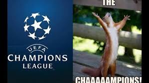 Memes De La Chions League - chions league los memes por el inicio del torneo europeo la