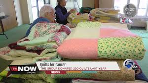 quilts for cancer patients