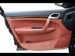 Porsche Cayenne Quality - 2007 topcar advantage gt porsche cayenne door interior