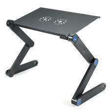 desk 40 dark walnut shelves mobile ergonomic stand up computer