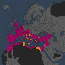 Blank Map Of Roman Empire by The Roman Empire Restore The Roman Empire Minimum Requirements