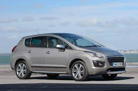 peugeot crossover used used peugeot 3008 review auto express