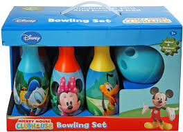 mickey mouse toy bowling set products i love pinterest