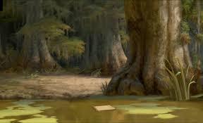animation backgrounds princess frog animation