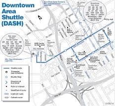 san jose light rail map public transportation san jose theaters