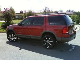 2004 ford explorer rims kchensley09 2002 ford explorer specs photos modification info at