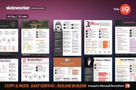 cv builder box resume cv builder resume templates creative market