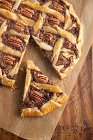 chocolate pecan pie paula deen