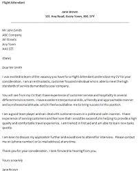 cover letter sample for cabin crew 914