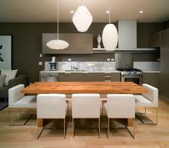 modern oak kitchen modern oak table kitchen contemporary with fir slab table fir slab