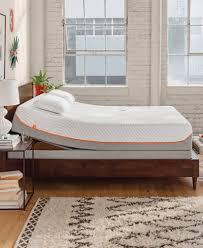 tempur pedic up adjustable beds mattresses macy u0027s