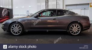 car maserati stuttgart germany march 03 2017 grand tourer car maserati