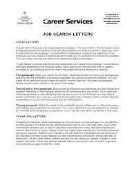 Sample Of Cover Letters For Jobs Job Specific Cover Letter Image Collections Cover Letter Ideas